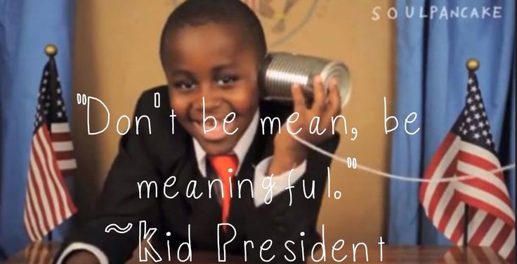 I'm In Kid President's 'History of Awesome' Girls Rap