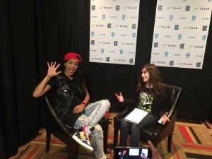 My Interview With Superwoman
