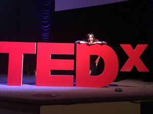 All You Need Are These Two Things To Change The World, my TEDx Talk