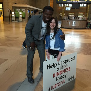 Just Give: Inspiring Kindness with Pinball Clemons