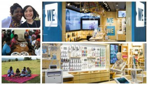 The WE Store Opens at Toronto Eaton Centre