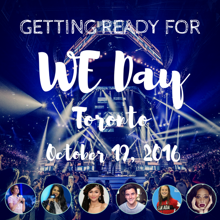 WE Day Toronto: Getting to know some of the people you'll see on stage