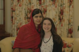 My Exclusive Interview with Nobel Peace Prize Winner and Education Activist, and new Honourary Canadian Citizen, Malala Yousafzai