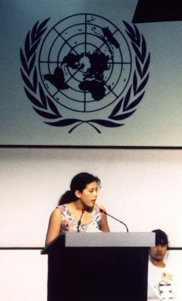 Celebrating 25 Years Since Severn Suzuki's Iconic Speech with #RioRemake