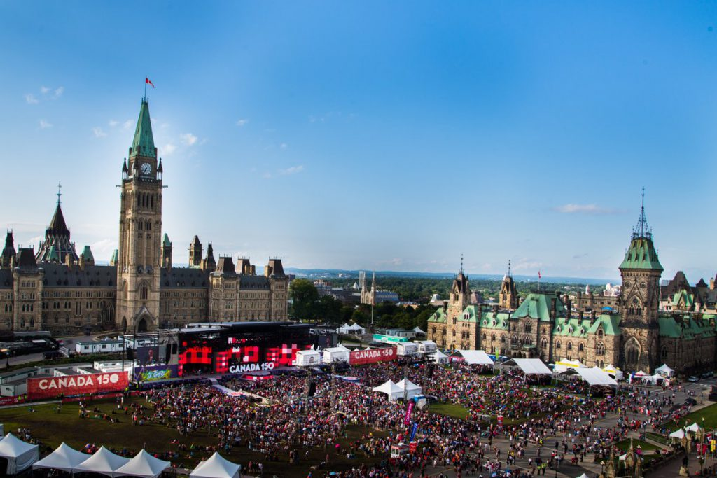 WE Day Canada: The Celebration of the Next 150 Years