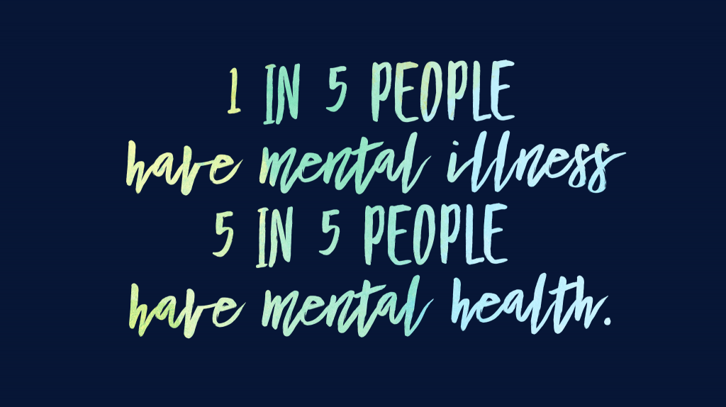 5 Things You can do All Year to Help people Struggling with Mental Health