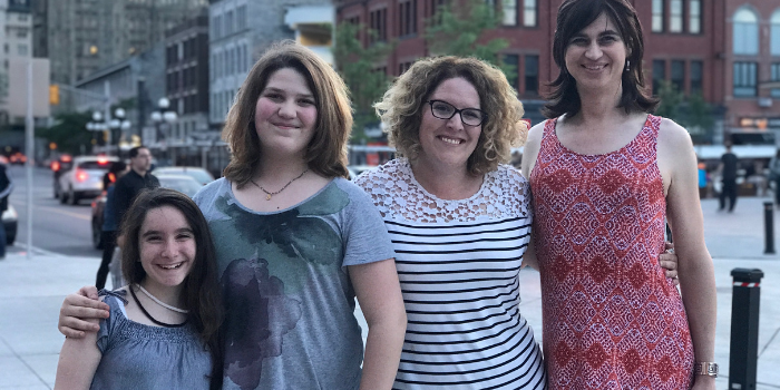 BOOK EXCERPT: Meet Amanda, Zoe and Alexis Knox – LGBTQ+ Advocates